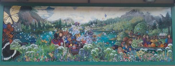 Vista Village Mural