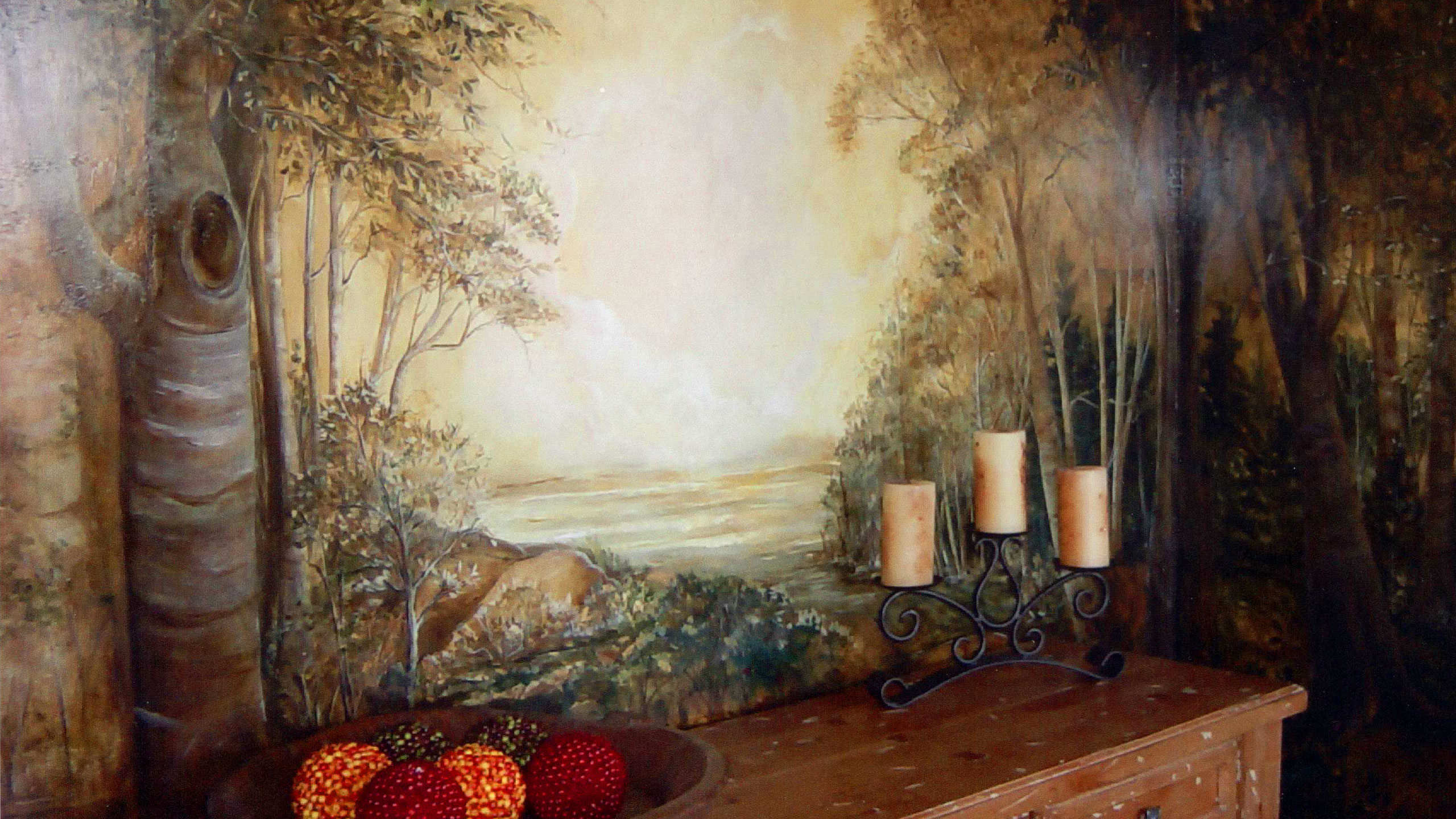 Assorted Residential Murals